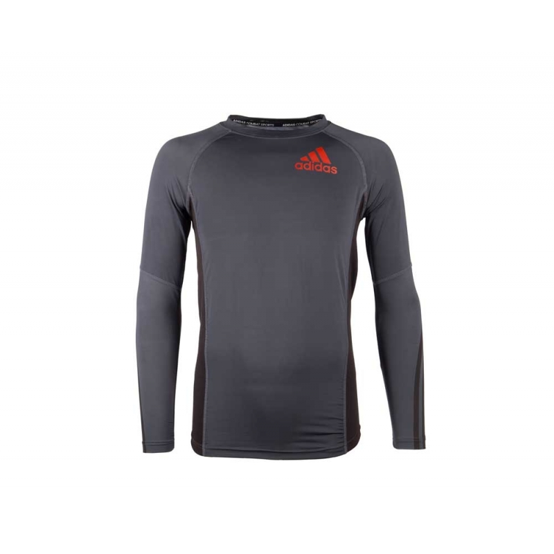Grappling Rashguard Long Sleeve