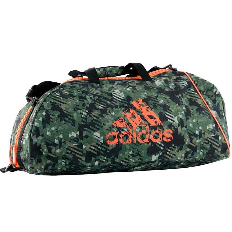 Combat Camo Bag M