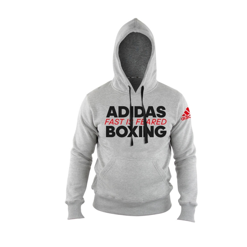 Hoody Boxing Fast Is Feared