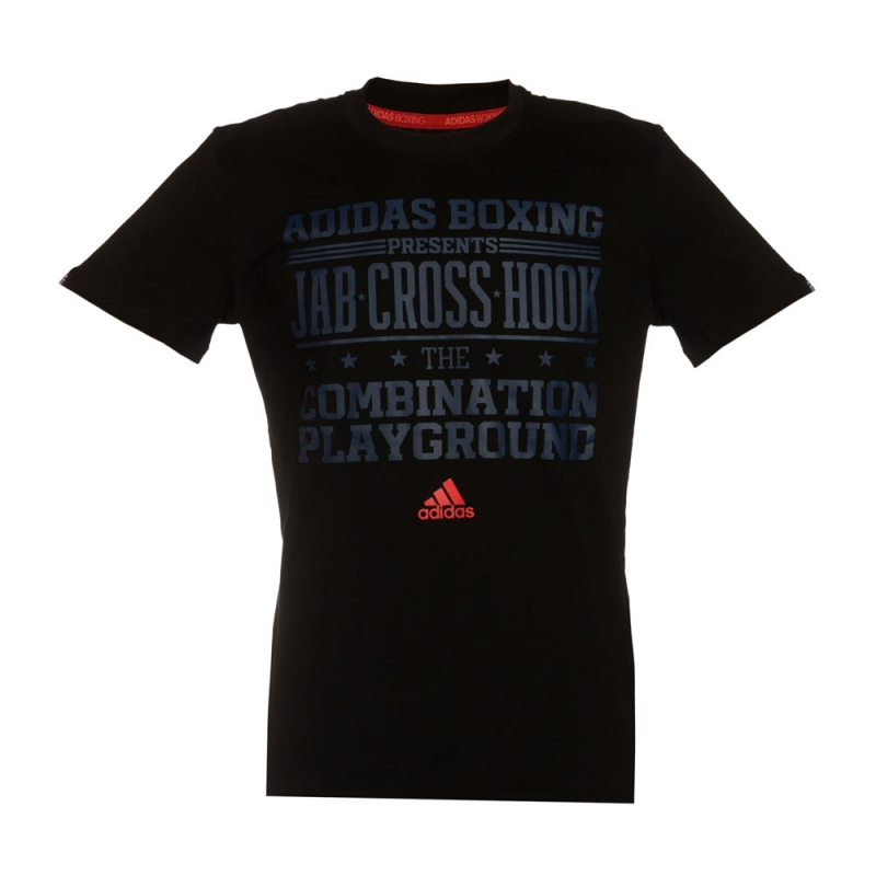 Graphic Tee Slogan Boxing