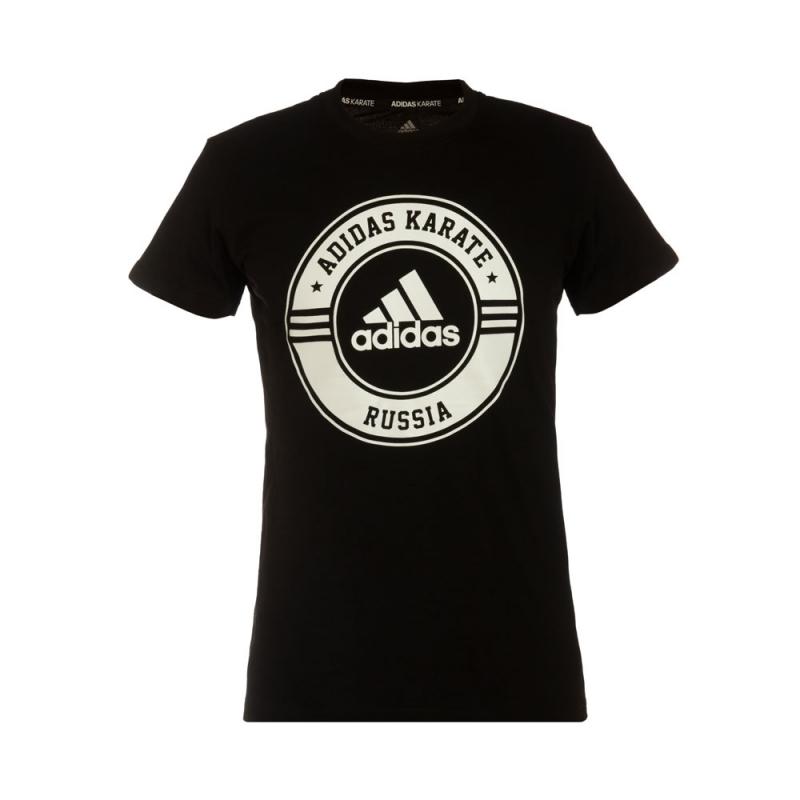 Combat Sport T-Shirt Karate Russia Kids