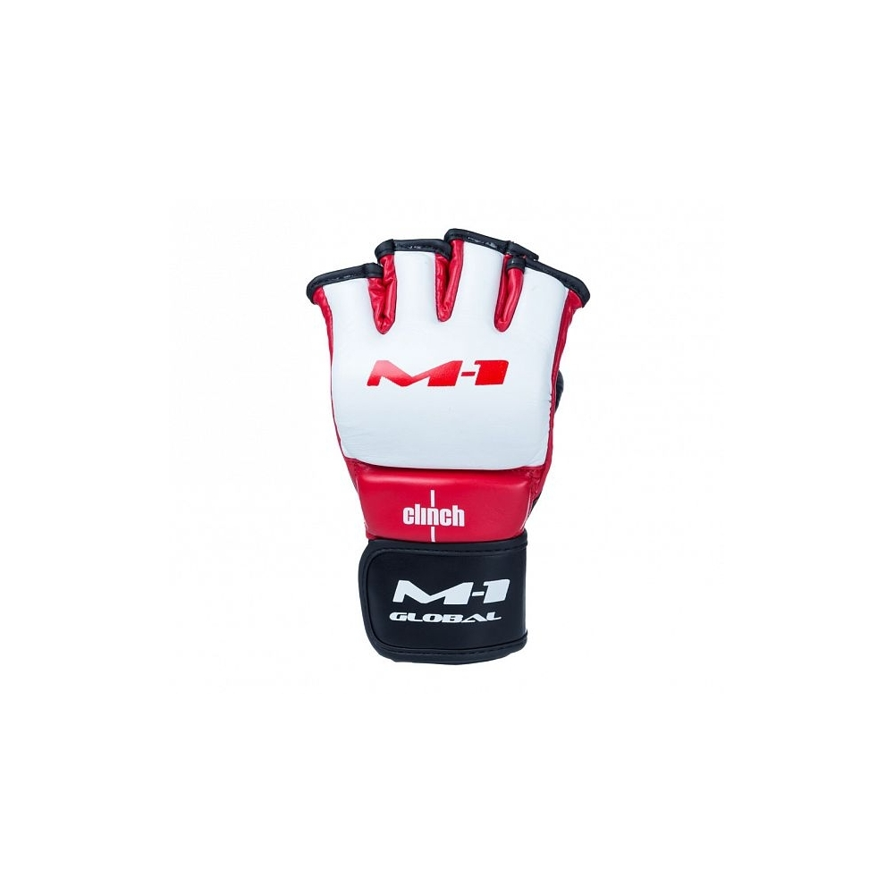 M1 Global Gloves бело-