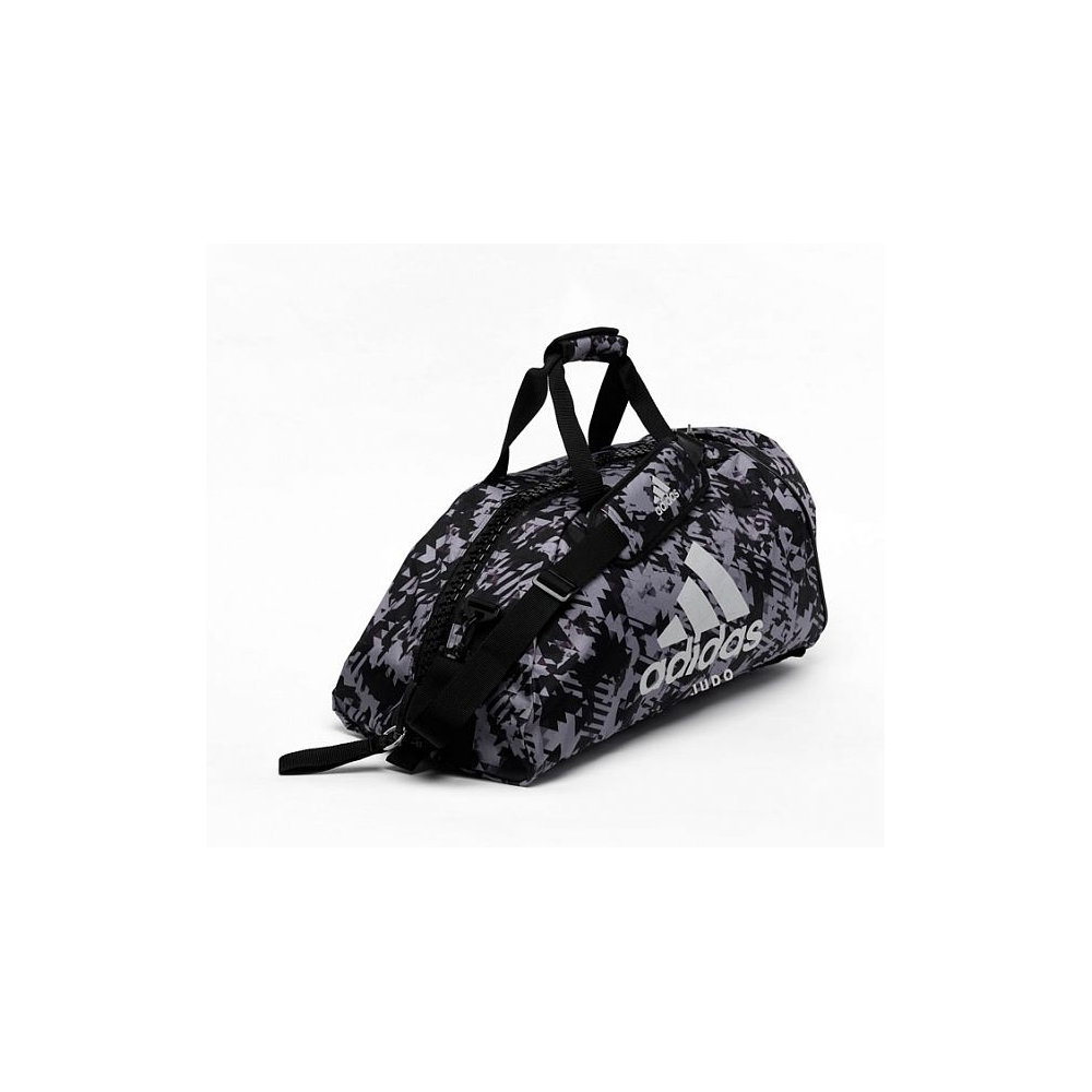 Training 2 in 1 Camo Bag Judo L