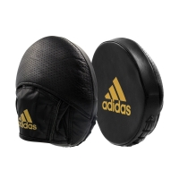 Speed Disk Punching Mitt Leather