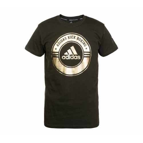 Combat Sport T-Shirt Kick Boxing