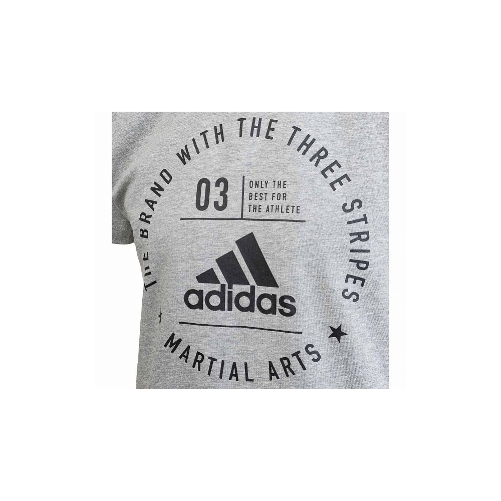 The Brand With The Three Stripes T-Shirt Martial Arts