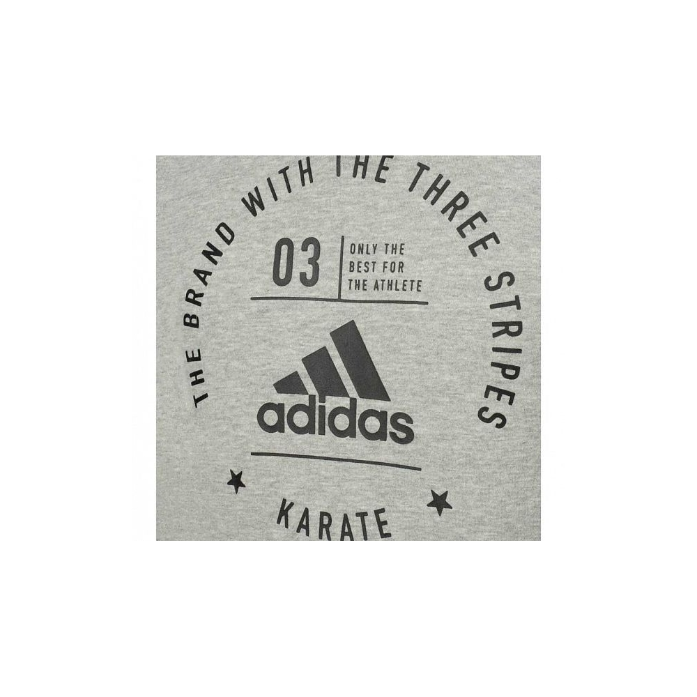 The Brand With The Three Stripes Karate