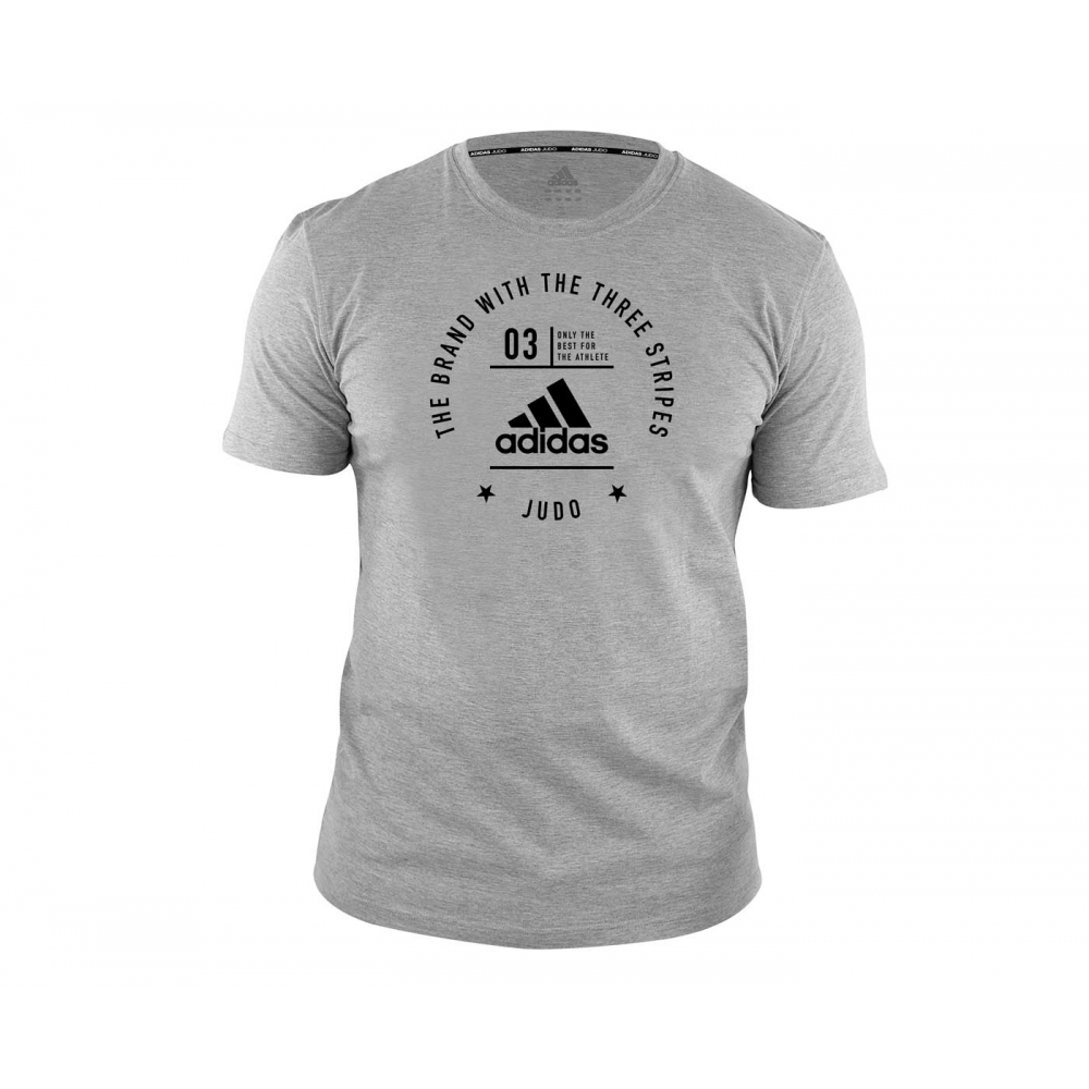 The Brand With The Three Stripes T-Shirt Judo