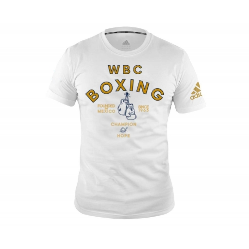 WBC Boxing Gloves T-Shirt